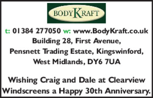 Bodykraft Advert
