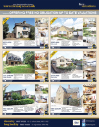 Laurence Tremayne Estate Agents Advert