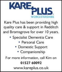Kareplus Advert