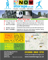 Easy Storage Network Ltd Advert