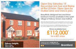 Bromford Housing Group Advert