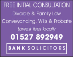 Banks Solicitors Advert