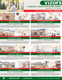 Vizors Estate Agents Ltd Advert