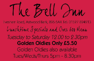 The Bell Inn Advert