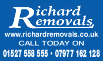 Richards Removals Advert