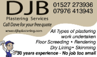 D Breakwell Advert