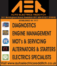 Auto Electrics Advert