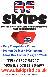 Uk Skips Advert