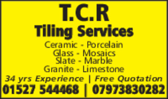 Tcr Tiling Advert