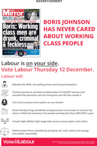 Labour Party Advert