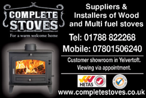 Complete Stoves Advert