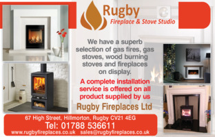 Rugby Fireplaces Ltd Advert
