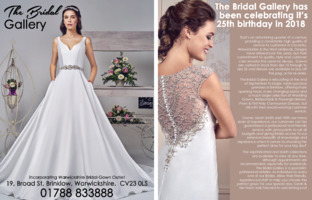 Warwickshire Bridal Gown Outlet Advert