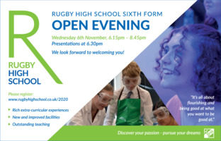 Rugby School Advert