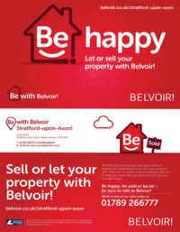 Belvoir Advert