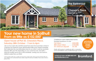 Bromford Housing Group Ltd Advert