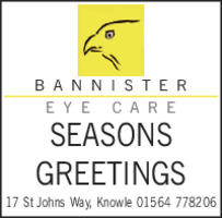 Inspeyer Ltd T/As Bannister Eye Care Advert