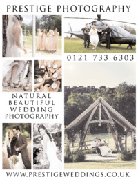 Prestige Photographic Services Ltd Advert