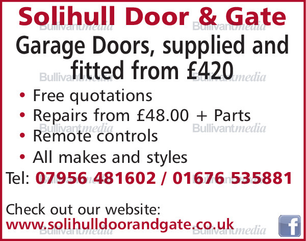 Solihull Door Gate Directory 247