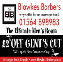 Blowkes Advert