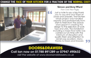 Doors And Drawers Advert