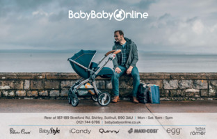 Babybabyonline Advert