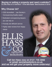 Elliss Hass & Co Solicitors Advert