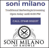 Soni Milano Advert