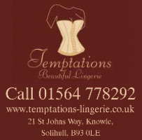 Temptations Advert