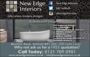 New Edge Interiors Advert