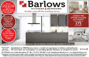 Barlows Boards Advert