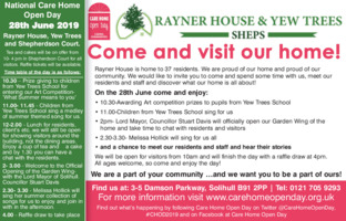 Rayner House & Yew Trees Ltd Advert
