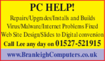 Branleigh Computer Consultancy Limited Advert