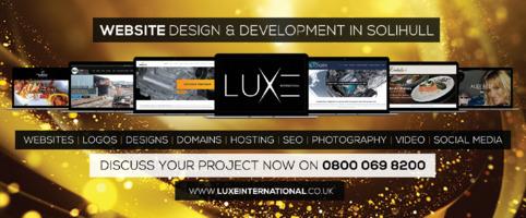 Luxe International Advert