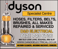 D & D Electrical Sales & Services Ltd Advert