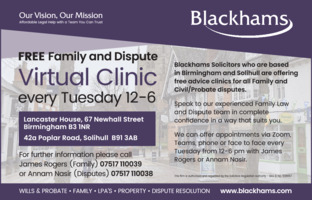 Bradley And Cuthbertson Llp T/A Blackham Advert