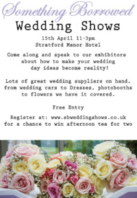 Something Borrowed Event Hire Advert