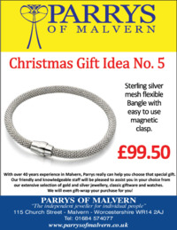 Parrys of Malvern Ltd Advert