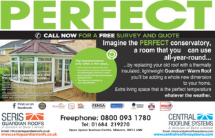 Seris Ltd T/A Central Roofline Systems Advert