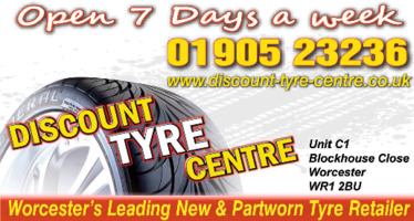 Discount Tyre Centre Advert