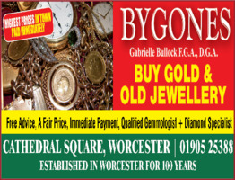 Bygones Advert