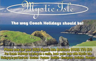 Mystic Isle Travel Ltd Advert