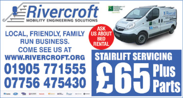 River Croft Advert